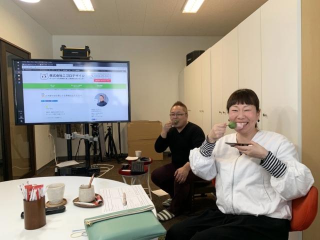 酒田も満開!桜ロケシーズンキタ―――!